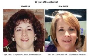 Me Then and Me Now! 23 years of BeautiControl